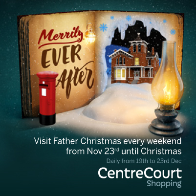 Christmas at Centre Court